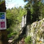 Erlebnisfeuerwerk auf der Traumschleife Felsenweg
