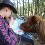 Gastbeitrag: Was ich aus dem Wandern mit Pony gelernt habe